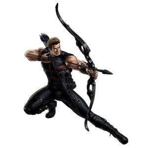 Avengers Hawkeye from MAA1